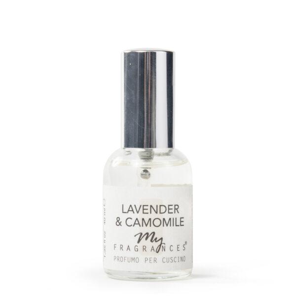 fragranza per cuscino relax