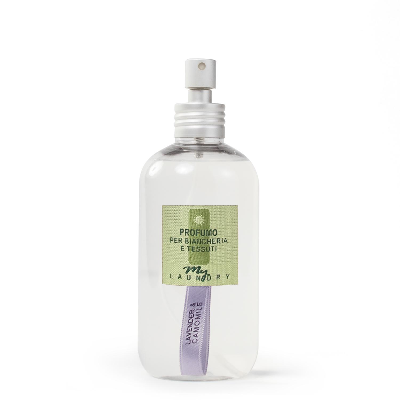 Profumo per biancheria e tessuti 250 ml lavender camomile - Profumo per bagno ...