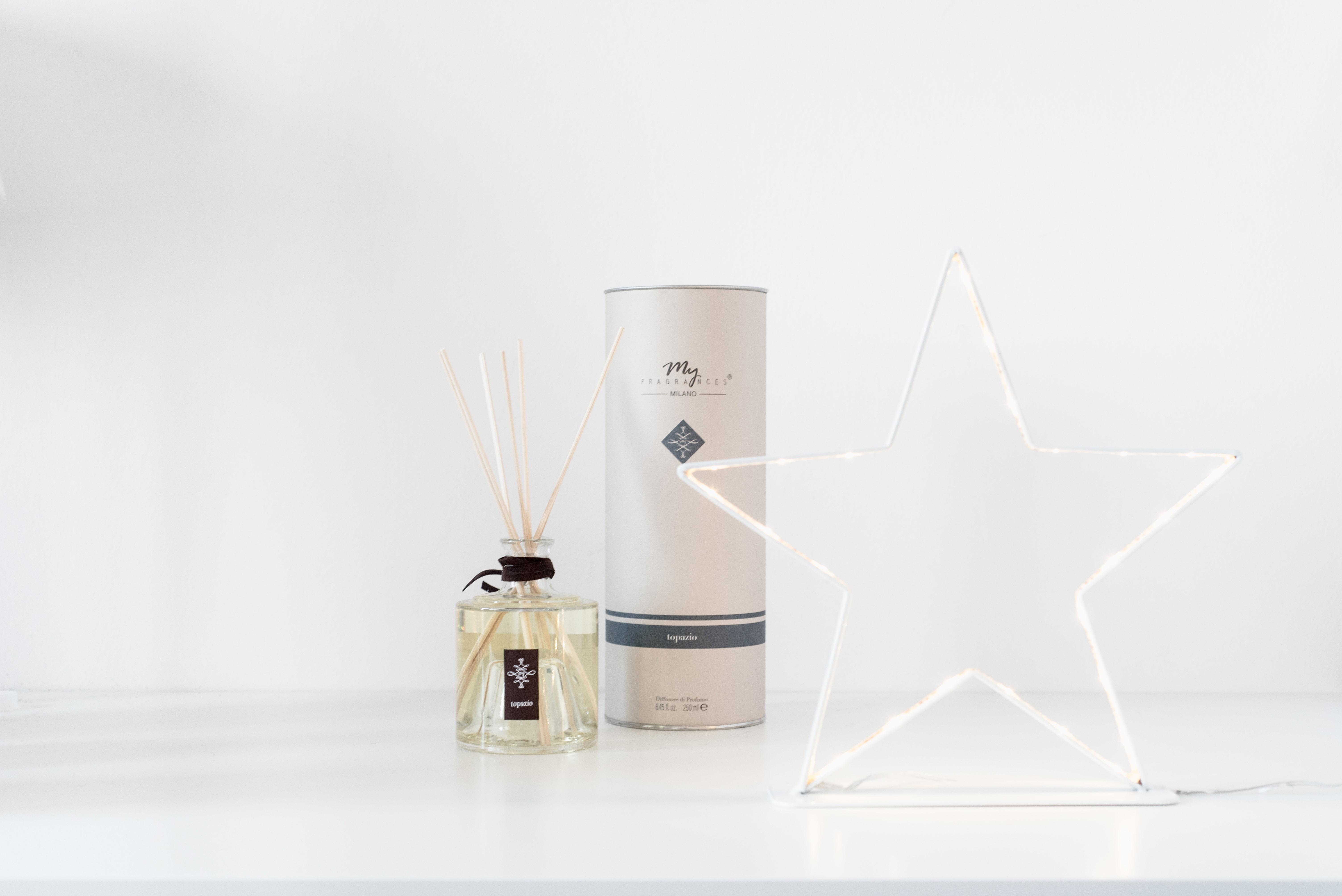 idea regalo confezione natalizia fragranza per la casa
