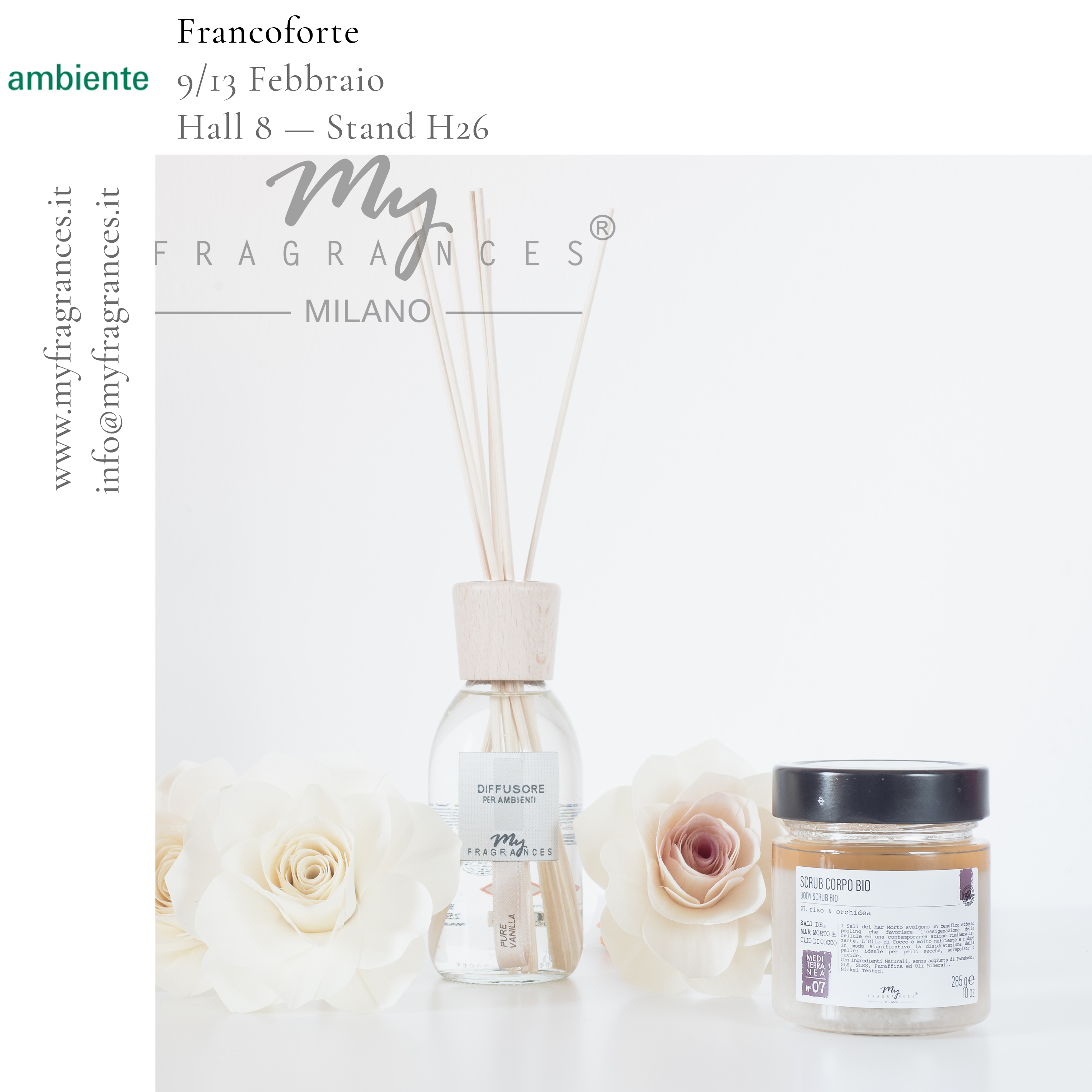 AMBIENTE fair fragrances