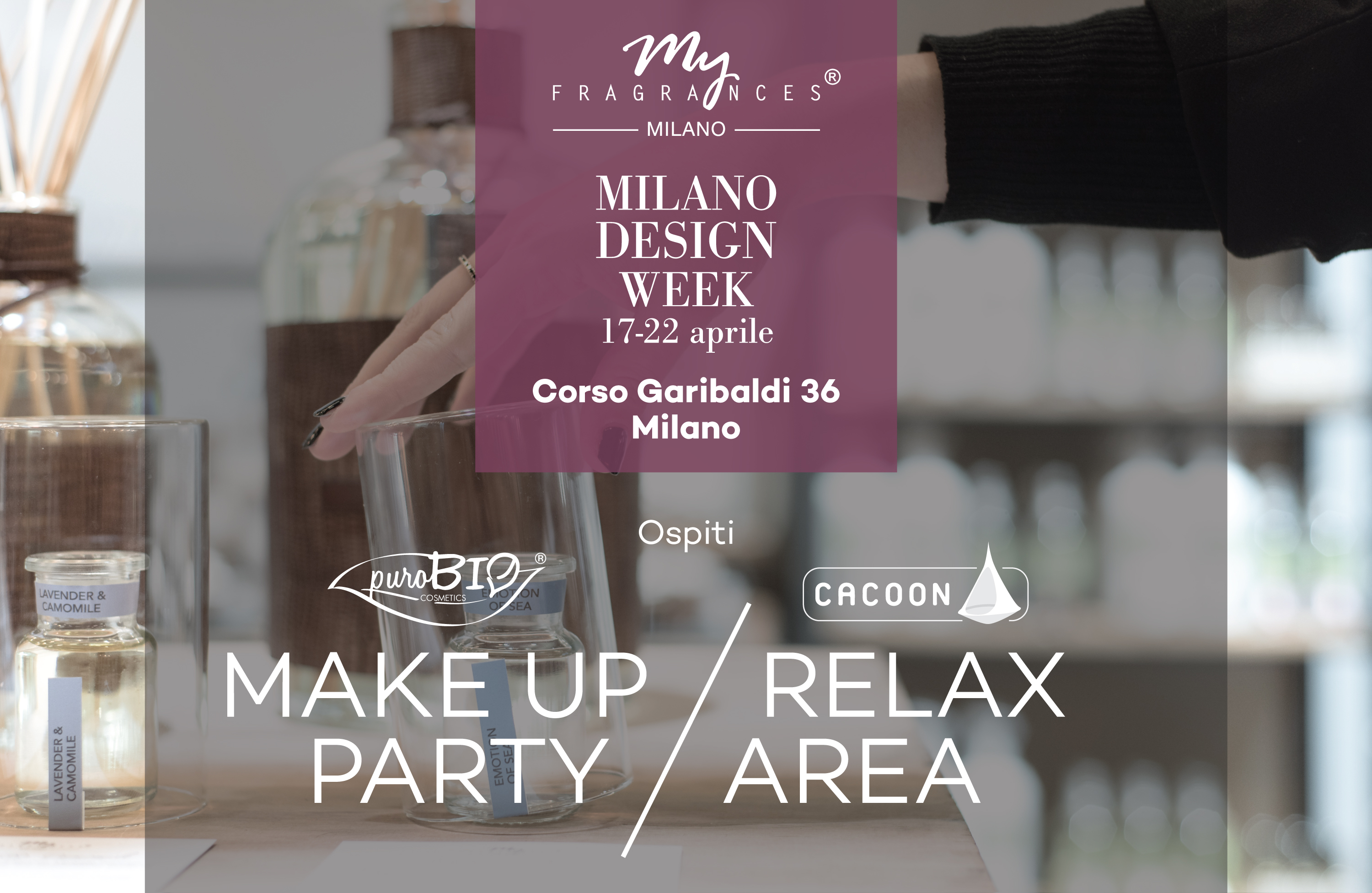 milano design week myfragrances