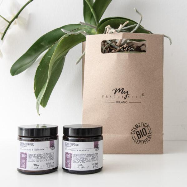 try me kit orchidea mandorle